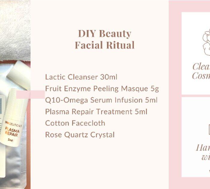 Waterlily DIY Beauty Facial